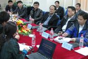 海淀区副区长杨志强一行莅临中关村多媒体创意产业园参观调研